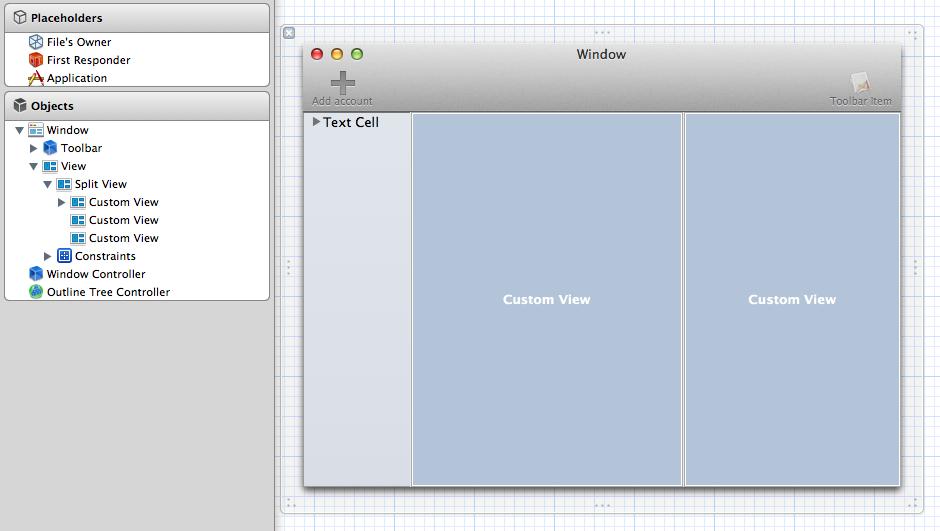 NSSplitView multiple column screen shot
