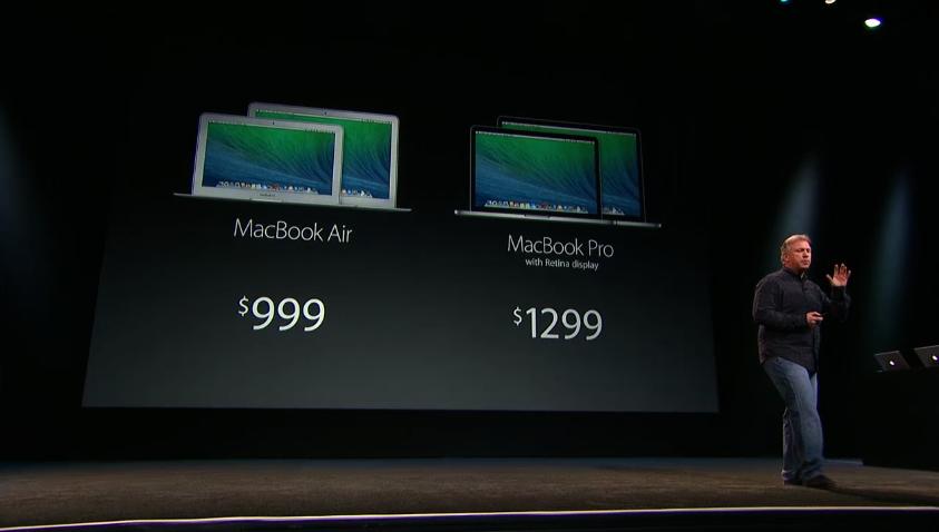 맥북 프로 가격